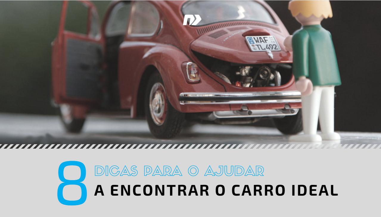 Como encontar o carro ideal?